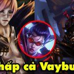 """TOP 7 vị tướng Đường Trên cân mọi kèo khó, kể cả """"Vaybu"""""""