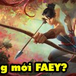 Riot Games bất ngờ hé lộ nhân vật mới Faey với sức mạnh không kém gì Akali