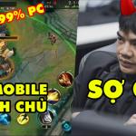 LOL Mobile bị lộ gameplay siêu HOT giống 99% PC, HLV Tinikun chửi thề ngay trên FB