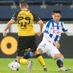 Hà Nội và Heerenveen bất đồng về Văn Hậu