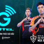 Giải đấu Liên Quân Mobile lớn nhất VN chính thức đổi tên thành Viettel 5G Đấu Trường Danh Vọng