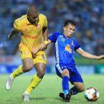 Nam Định thoát vị trí bét bảng V-League 2020