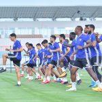 Đối thủ của Việt Nam ráo riết chuẩn bị cho vòng loại World Cup