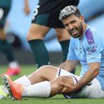 Man City mất Aguero khi đấu Real