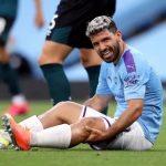 Aguero nghỉ vòng chung kết Champions League