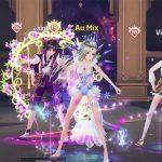 Au Mix - siêu phẩm vũ đạo thời trang chốt ngày ra mắt chính thức