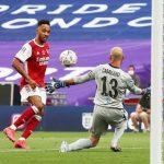 Aubameyang không cam kết tương lai ở Arsenal
