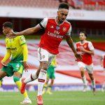 Aubameyang cán mốc 50 bàn nhanh nhất Arsenal