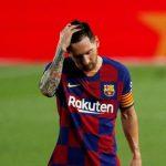 Barca thua trong ngày mất ngôi vương La Liga