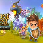 Beast Quest Ultimate Heroes - nhập vai săn quái biến thành game thủ tháp