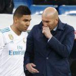 Casemiro vẫn run khi nói chuyện với Zidane