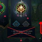 Từ 10.15, game thủ rank Linh Hoạt có thể thoải mái chơi cùng bạn mà không lo lệch xếp hạng