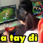 Bi hài game thủ tính chia tay bạn gái vì cướp Pentakill của mình