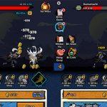 Clicker Monster - game nhấn màn hình chặt chém quái vật đã tay