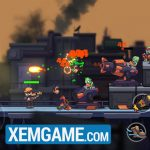 Cyber Dead - game bắn zombie theo dạng platform cổ điển