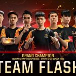 Đả bại GAM đầy kịch tính, Team Flash lên ngôi vương của VCS Mùa Xuân 2020