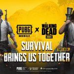 PUBG mobile lên kế hoạch hợp tác cùng The Walking Dead