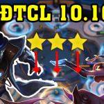ĐTCL: Chi tiết phiên bản 10.10 – chiến thuật dát vàng 1 sao bị nerf, xuất hiện Thiên Hà mới