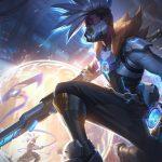 Riot Games ra mắt 4 trang phục Vũ Khí Tối Thượng mới cho Ekko, Fiora, Pantheon, Lucian