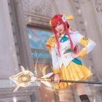 LMHT: Ngẩn ngơ trước vẻ thanh khiết ngọt ngào của cosplay Lux Học Viện Anh Hùng
