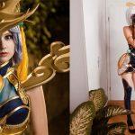 Rụng tim với cosplay Lux Tân Niên cực sang chảnh