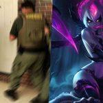 Game thủ bất ngờ bị FBI bắt khi tự sướng bằng ảnh của Evelynn