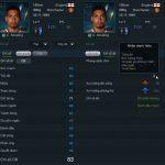 FIFA Online 3: Những cầu thủ có chỉ số vượt bậc ở mùa 16EC