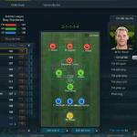 Sơ đồ những đội hình sáng tạo không biên giới trong Fifa Online 3