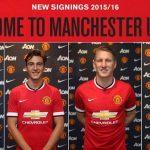 Tổng quan về 4 tân binh của Manchester United trong Fifa Online 3