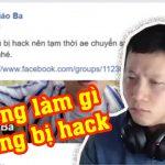 Hết bị trộm bẻ khóa, Thầy Ba lại bị mất group vào tay hacker