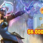 Karma Thần Sứ và hành trình quyên góp 6 triệu đô của game thủ