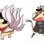 Quyến rũ cool ngầu hóa tấu hài cute khi Shin bút chì cosplay tướng LMHT