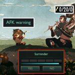 Game thủ sẽ được đặc cách đầu hàng sớm, giảm điểm rank bị trừ khi gặp phá game