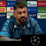 Gattuso: 'Napoli ép Barca như ra bã'