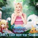 Goddess MUA – Nụ Hôn Nữ Thần công bố ngày ra mắt chính thức