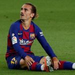 Griezmann nguy cơ nghỉ hết mùa La Liga