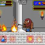 Hero Knight - tìm về tuổi thơ với những game đi cảnh 8 bit