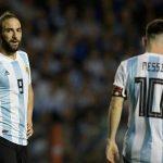Higuain cảnh báo Messi về Ngoại hạng Anh