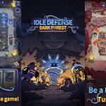 Idle Defense: Dark Forest - game thủ thành với đồ họa dễ thương vừa ra mắt
