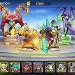 Idle War: Legendary Heroes - game thẻ tướng chiến thuật ra mắt chính thức