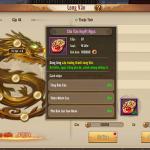Tân Thiên Long Mobile VNG cho người chơi ép lực chiến lên vù vù nhờ Tính năng mới Long Văn