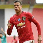 Greenwood vượt xa Ronaldo tuổi teen
