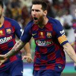Cột mốc ghi bàn chờ Messi và Suarez