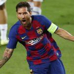 Messi nới rộng cách biệt kỷ lục với Ronaldo