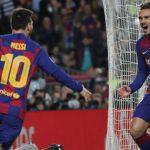 Án treo giò rình rập Messi và Griezmann