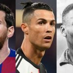 Tostao: 'Messi, Ronaldo hợp lại mới bằng Pele'