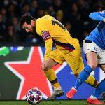 Hậu vệ Napoli tự tin sẽ cản bước Messi