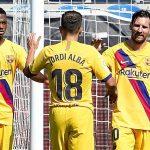 Messi phá kỷ lục kiến tạo ở La Liga