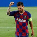 Barca 13 năm liền vào tứ kết Champions League