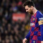 Messi chỉ ghi 0,3 bàn một trận vào thứ Sáu